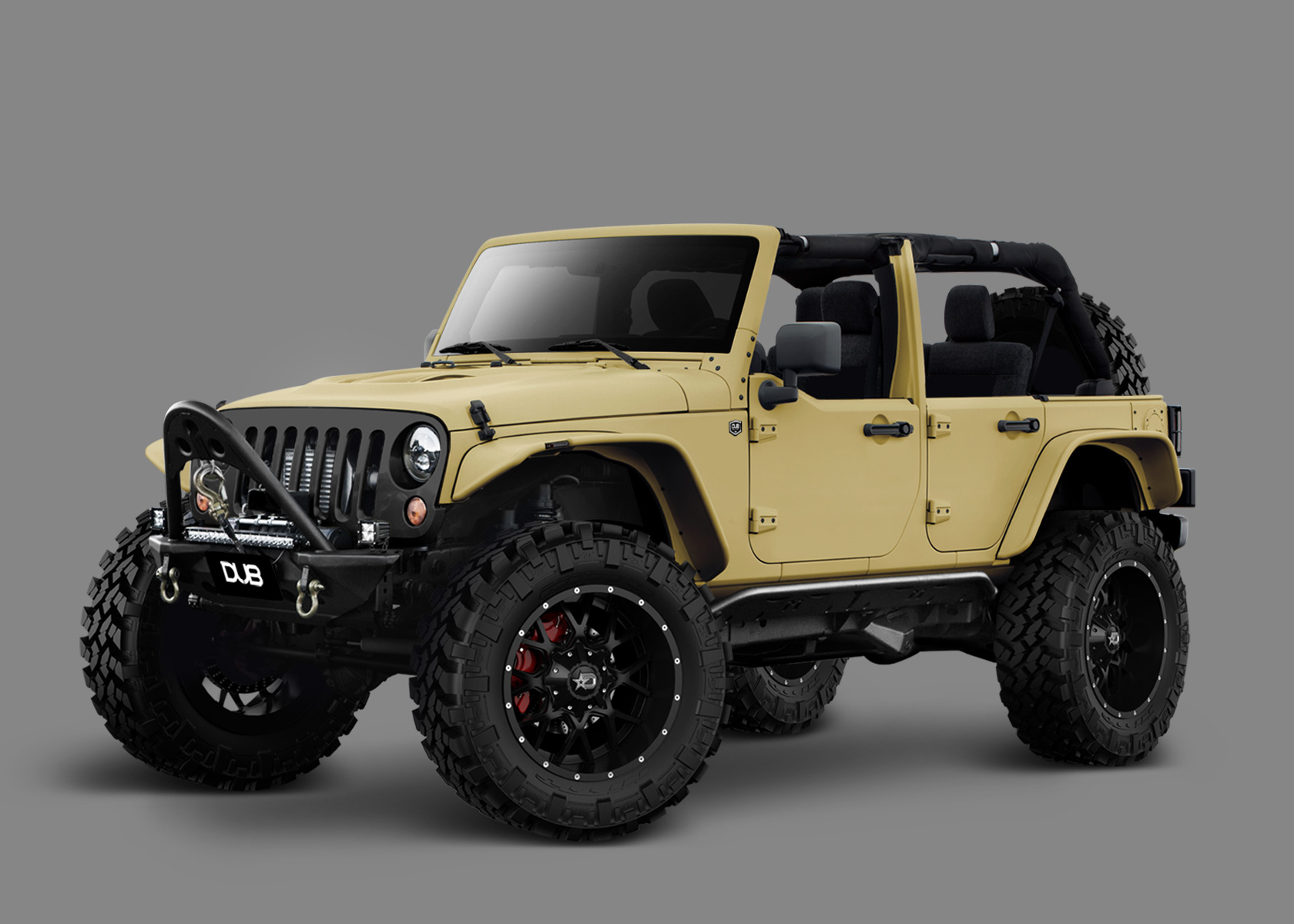 Jeep Wrangler DS645